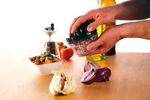 equipar uma cozinha pequena triturador_de_verduras_mastrad_chef_mania