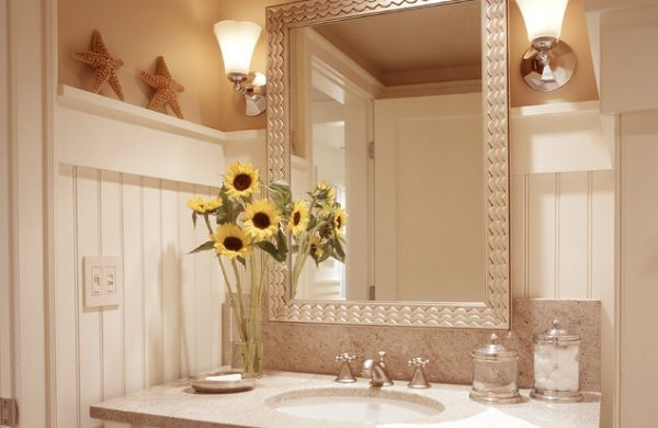 decorar o lavabo : decorar o lavabo:Como decorar seu lavabo pequeno sem perder o charme