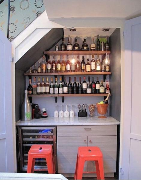 Aprenda A Montar Um Mini Bar Para Sua Casa