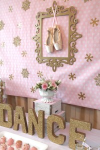 quarto bailarina decoracao