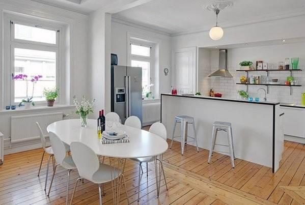 Como fazer sua pr pria cozinha americana for Como distribuir los muebles de cocina