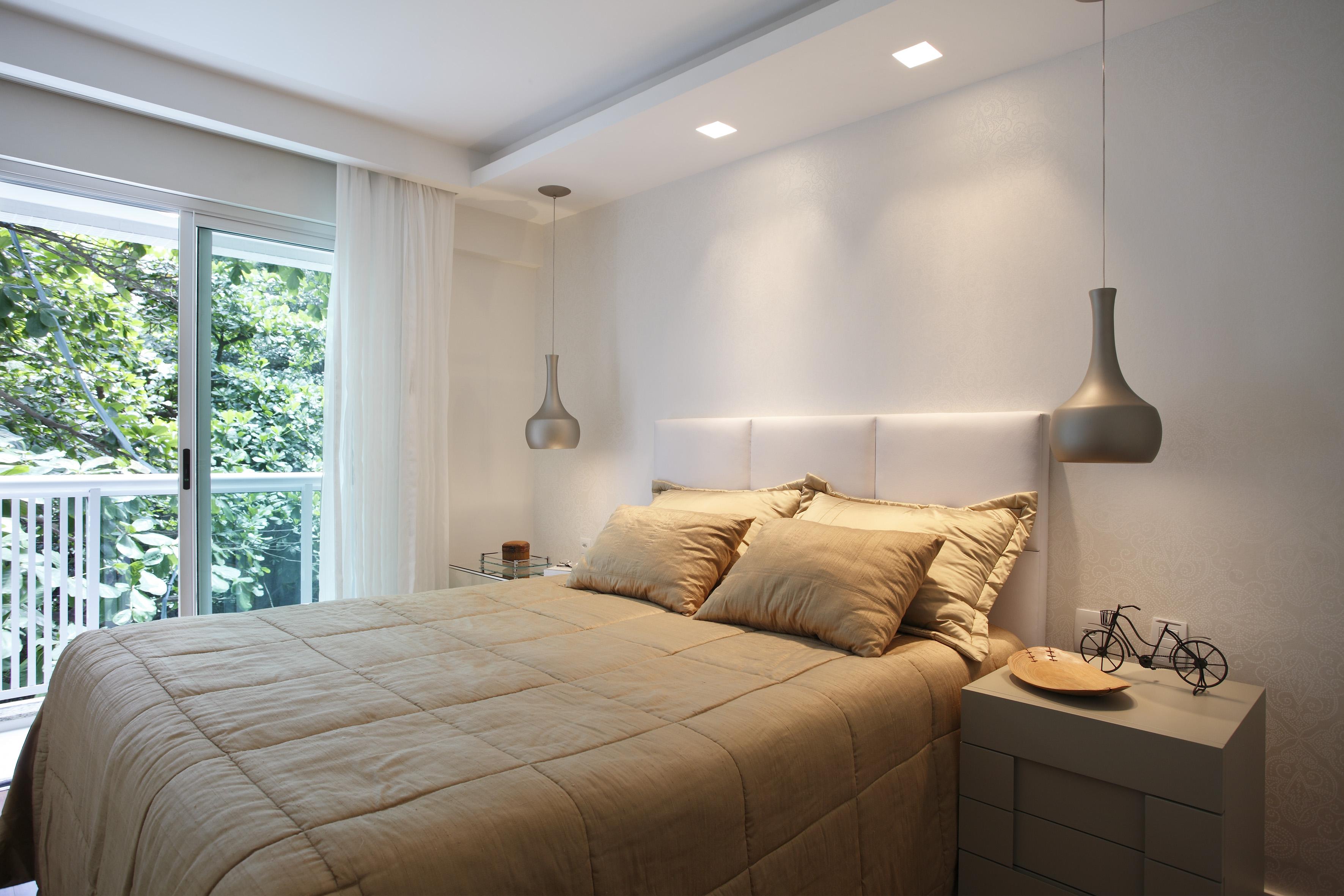 Foto Quarto Iluminado De Ana Camila Vieira 898647 Habitissimo ~ Decoração Quarto Casal Apartamento