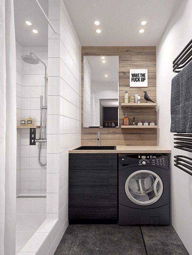 Preferência Como montar uma lavanderia pequena no seu apartamento NZ33