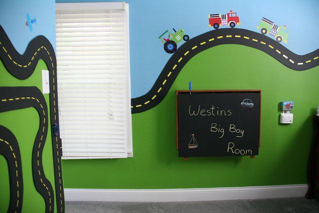 quarto de menino carro (6)