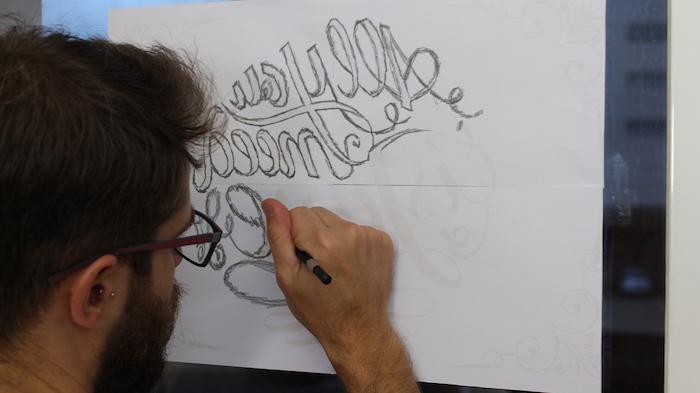DIY tutorial lettering desenho lousa (27)