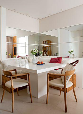 decoração sala de jantar pequena (11)
