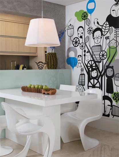 decoração sala de jantar pequena (9)