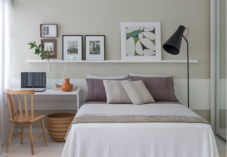 Como escolher a cabeceira de cama dicas e inspira es for Escritorios montevideo