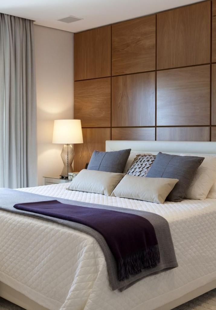 Como escolher a cabeceira de cama dicas e inspira es for Case con 2 master suite