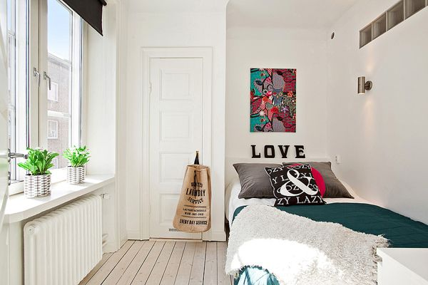 Small Bedroom Design Inspiration