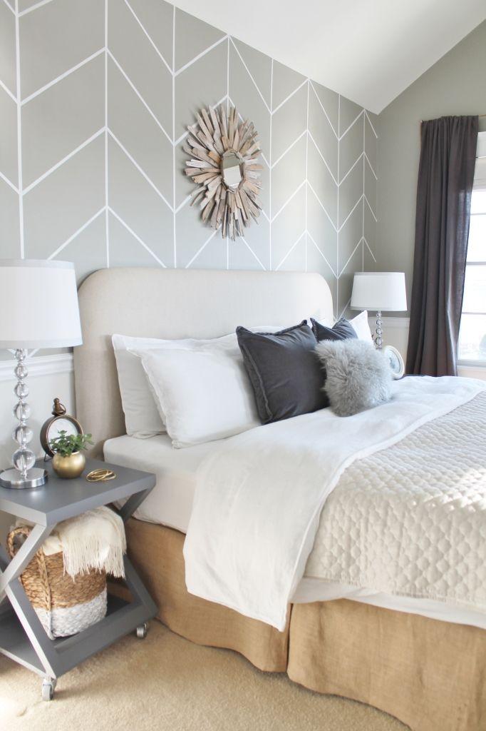 Conheça os segredos para decorar o seu quarto branco ~ Quarto Planejado Branco