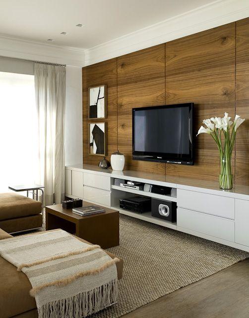 Saiba tudo para escolher o rack certo para sua sala for Wohnlandschaft 3m