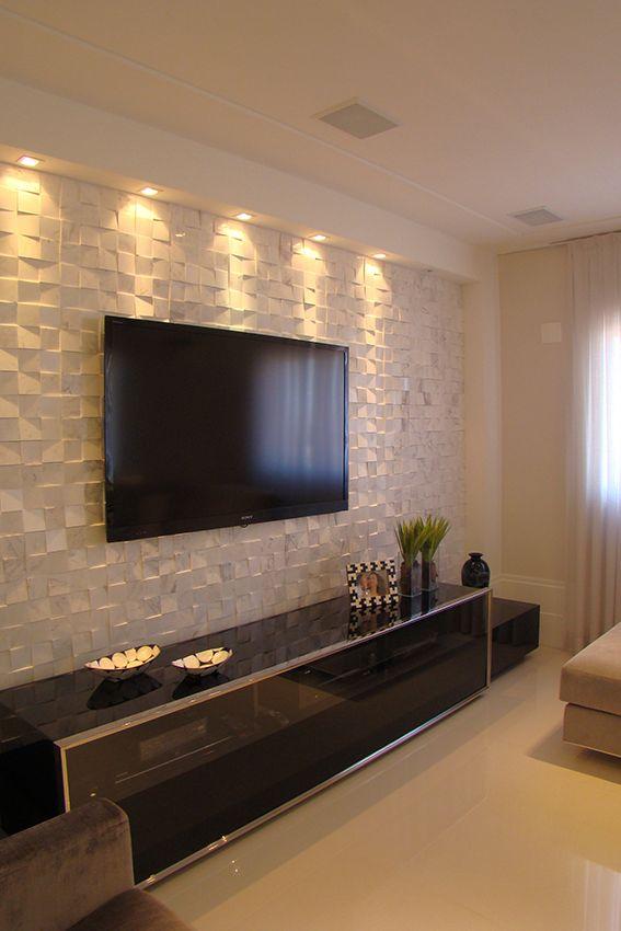 HD wallpapers paredes decoradas para salas de tv