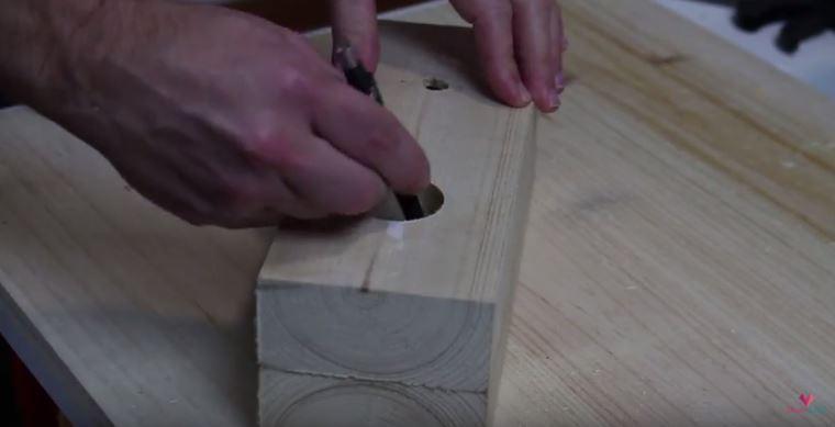 DIY luminária de mesa wood (10)