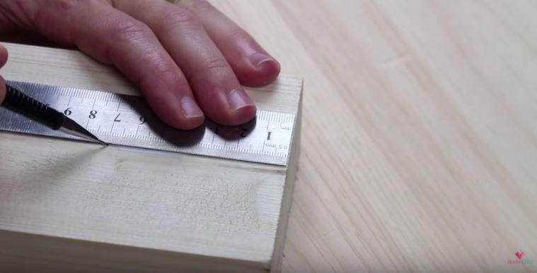 DIY luminária de mesa wood (5)