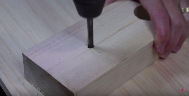 DIY luminária de mesa wood (8)
