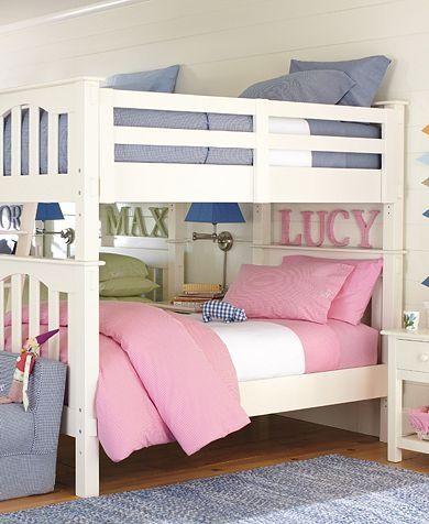 Como planejar um quarto para um casal de adolescentes for Decorating ideas for boy and girl sharing bedroom