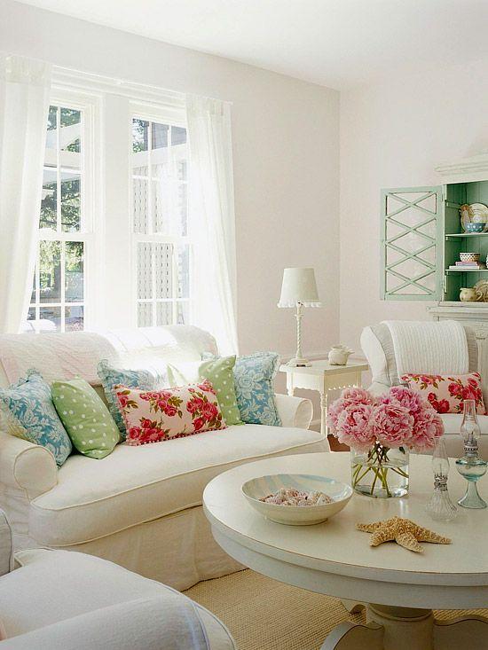 casa decoração romântica moderna (18)