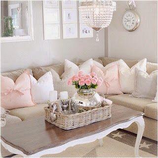 casa decoração romântica moderna (25)