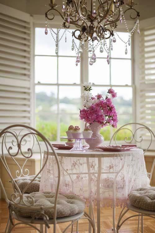 casa decoração romântica moderna (5)
