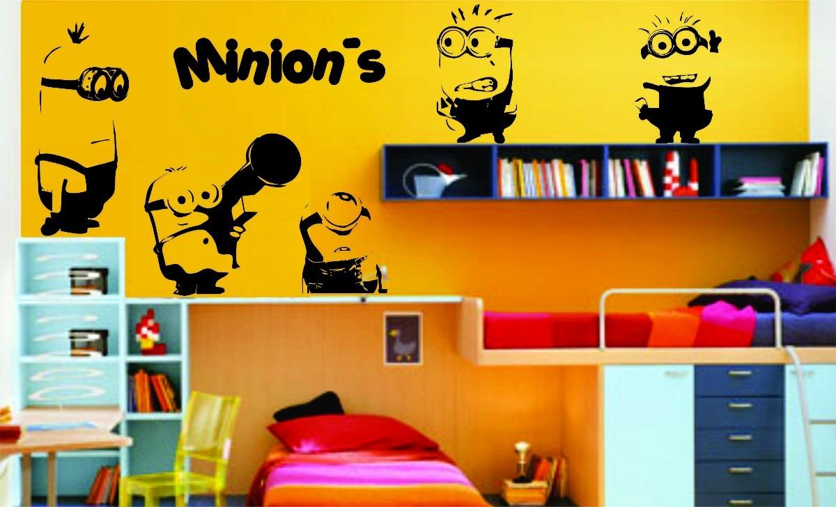 decoração quarto minions meu malvado favorito (2)