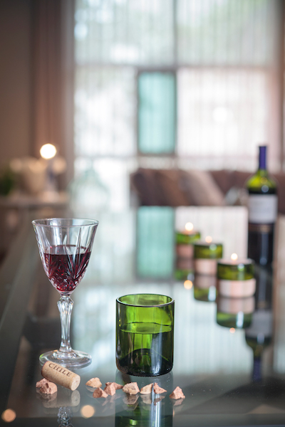 enodecoracao decoracao sustentabilidade garrafa vinho (2)