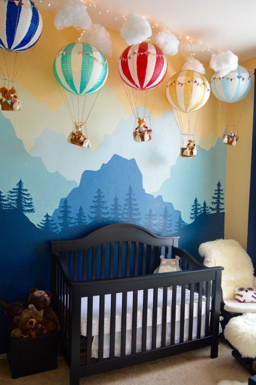 Como montar e decorar o quarto de beb menino - Adorable baby girl bedroom ideas and inspirations ...