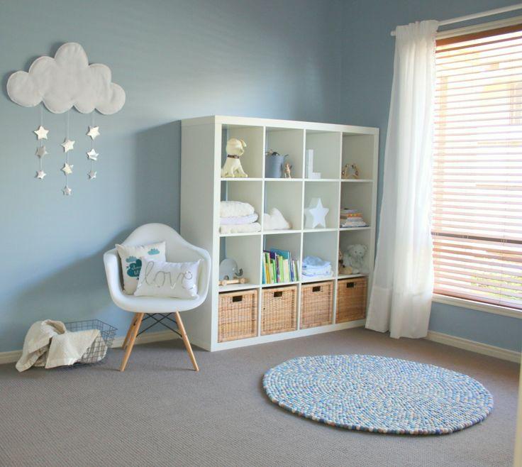 Idee Rangement Chambre Bebe : Como montar e decorar o quarto de bebê menino