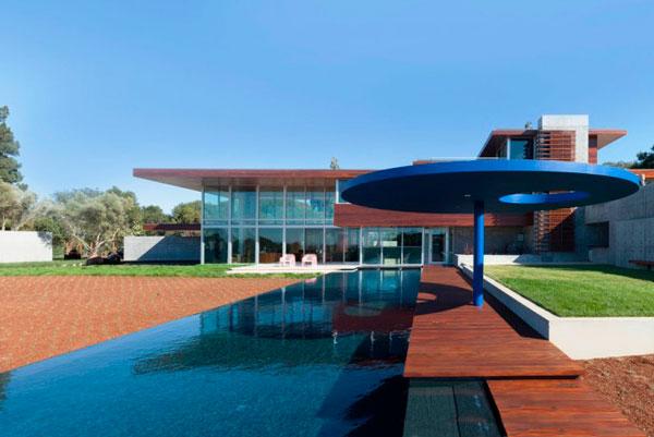 Casa Vidalakis-Residence - Portola Valley (1)