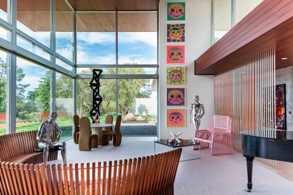 Casa Vidalakis-Residence - Portola Valley (4)