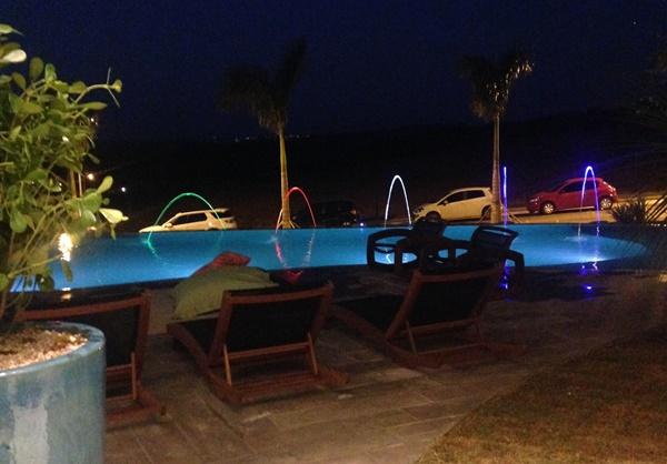 cromoterapia piscina