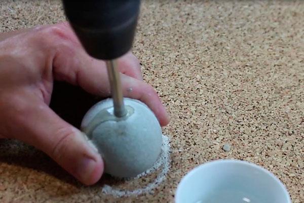 DIY tutorial maçaneta cabideiro com pedra rolada (4)