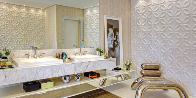 Excepcional Quando ter um banheiro de casal com duas pias? DI92