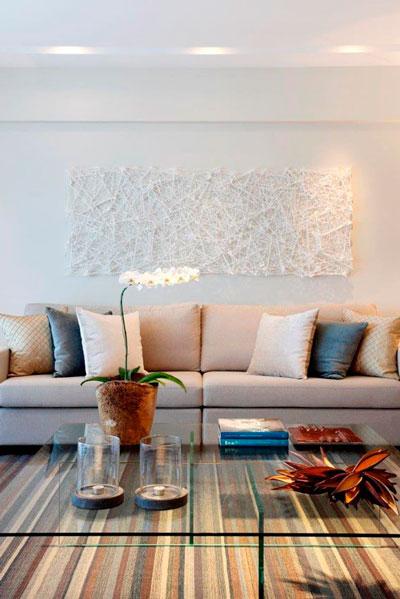 vantagens e desvantagens spots na iluminação decoração sala