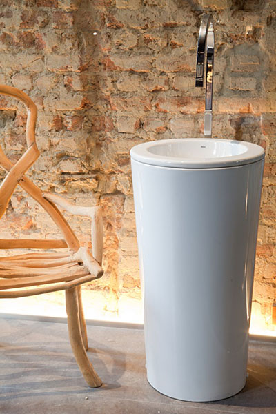 Novidades em Louças de Banheiro  Cubas e vasos diferentes -> Cuba Para Banheiro Louca