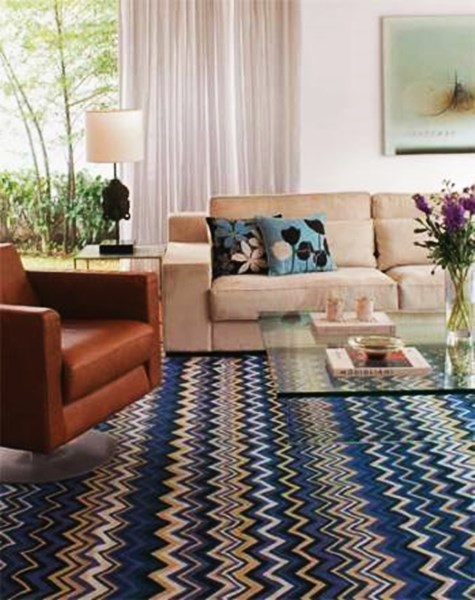 tapetes com estampas geométricas (10)