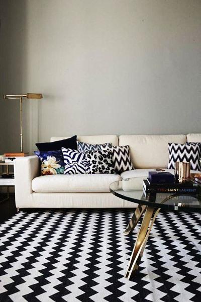 tapetes com estampas geométricas (2)