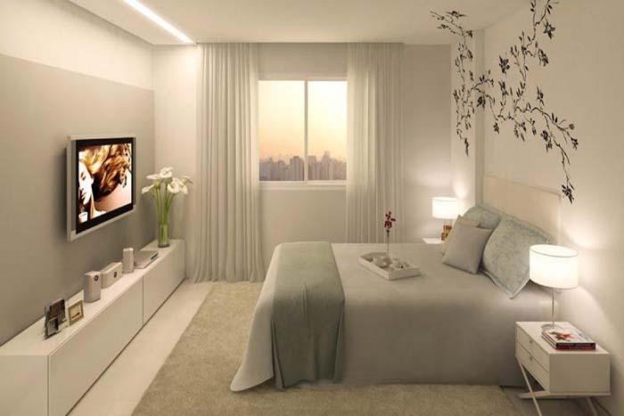 Segredos para montar um quarto de visita perfeito na sua casa