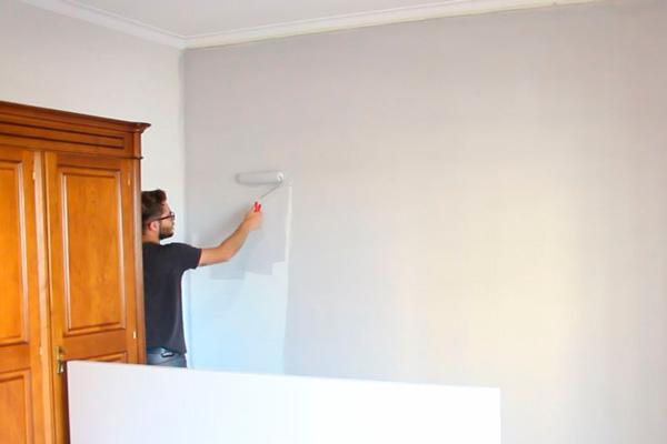 transformando o nosso qutransformando o nosso quarto pinturaarto pintura