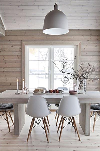 estilo escandinavo de decoração 5
