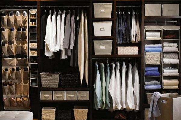 organizaçao do guarda-roupa guarda roupas arrumar closet (5)