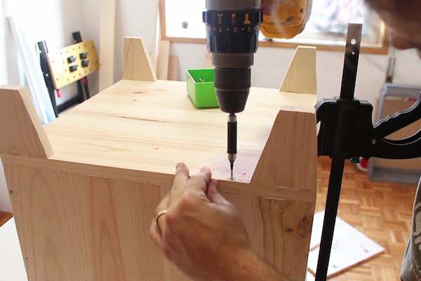 pufe puf DIY puff baú mini móveis tutorial Passo a Passo (8)