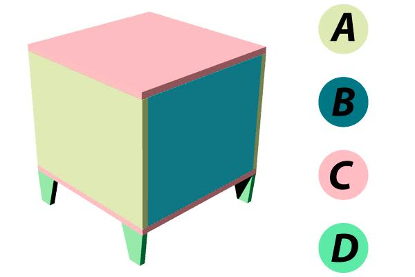 pufe puf DIY puff baú mini móveis tutorial Passo a Passo (9)