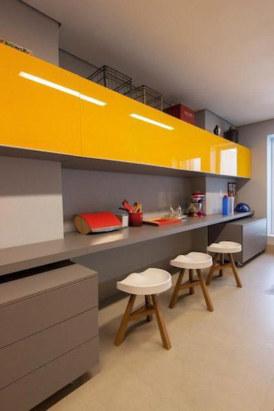 Decorar Cozinha amarela (13)