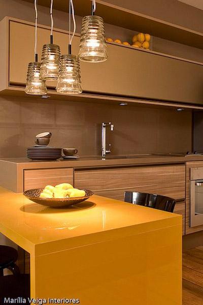 Decorar Cozinha amarela (14)