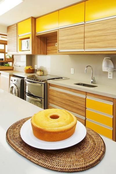 Decorar Cozinha amarela (5)