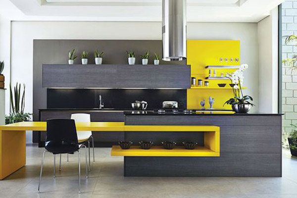 Decorar Cozinha amarela (8)