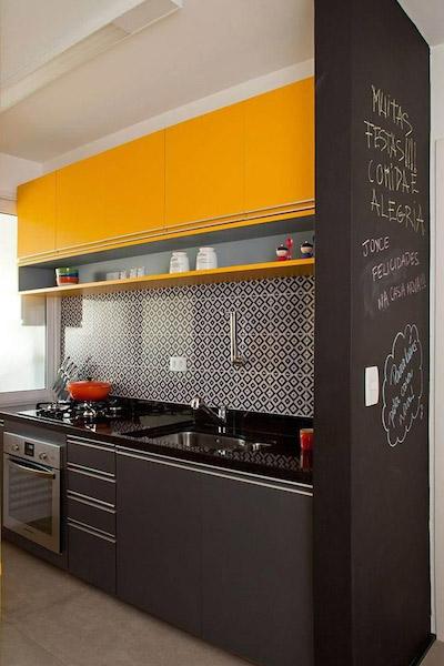 Decorar Cozinha amarela (9)