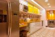 14 inspirações e dicas para montar sua cozinha amarela