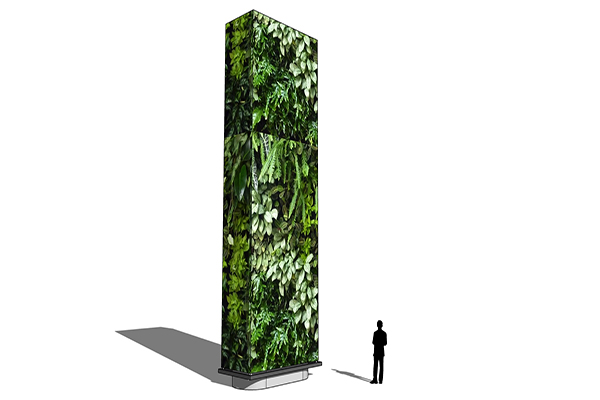 colunas de viadutos do méxico jardins-verticais-2